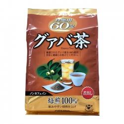 Trà Orihiro Guava Tinh Chất Lá Ổi Nhật Bản, Túi 60 gói